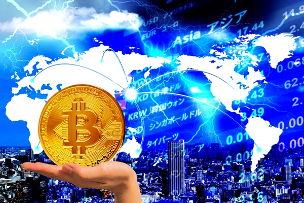 仮想通貨と比べる